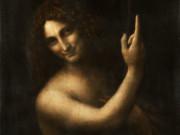 Leonardo da Vinci. Леонардо да Винчи. Иоанн Креститель