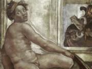 """Микеланджело Буонарроти (Michelangelo Buonarroti), """"Иньюди - 10"""""""