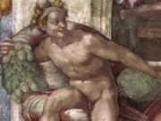 """Микеланджело Буонарроти (Michelangelo Buonarroti), """"Иньюди - 12"""""""