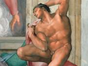 """Микеланджело Буонарроти (Michelangelo Buonarroti), """"Иньюди - 1"""""""