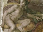 """Микеланджело Буонарроти (Michelangelo Buonarroti), """"Иньюди - 9"""""""