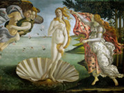 Сандро Боттичелли. Рождение Венеры 1485