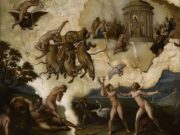 "Ханс фон Аахен (Hans von Aachen) ""De val van Phaeton | The fall of Phaeton"""