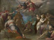 "Ханс фон Аахен (Hans von Aachen) ""The Amazement of the Gods"""