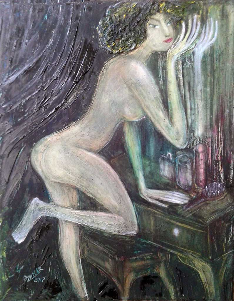 "Закир Ахмедов (Zakir Ahmedov) ""Зеркало | Mirror"""