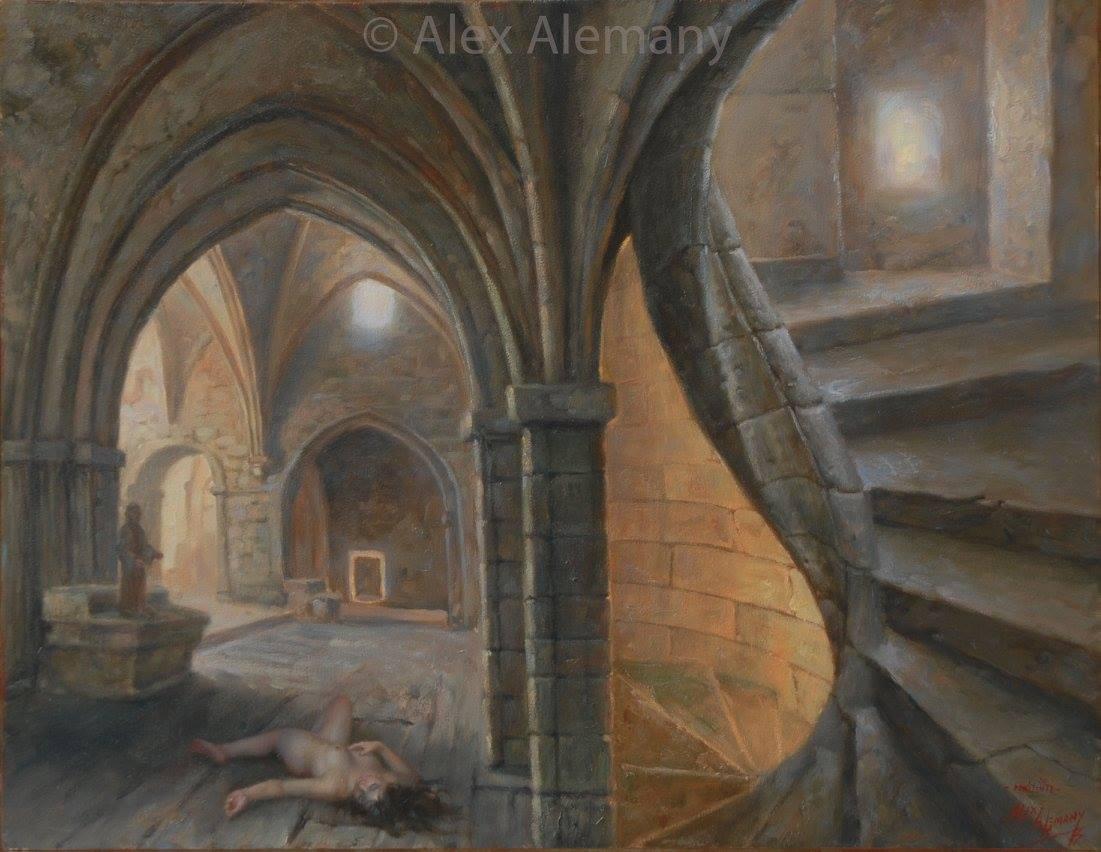 Алекс Алемани (Alex Alemany) - 23