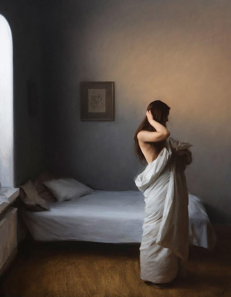 "Ник Альм (Nick Alm) ""Leaving The Bed"""