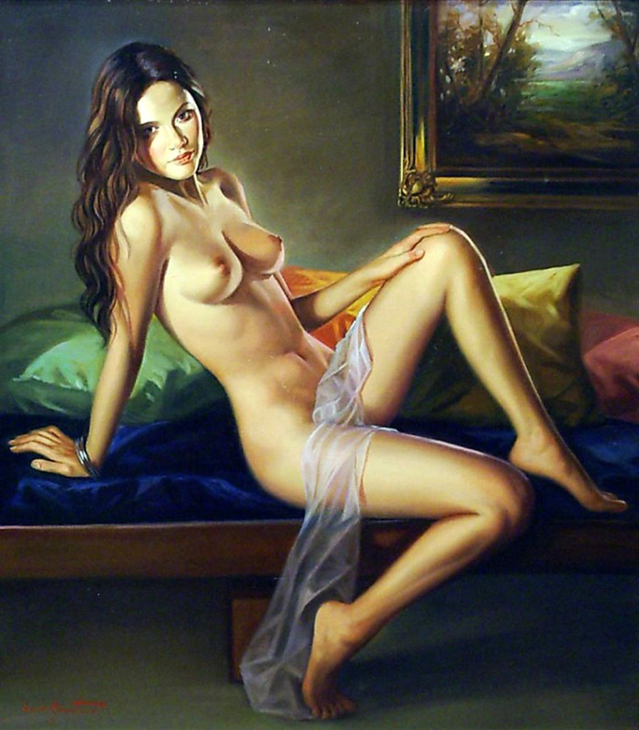 "Лучио Амитрано (Lucio Amitrano) ""Untitled – 21"""