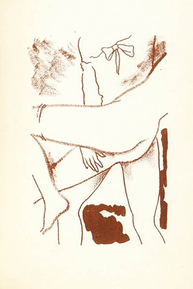 "Юрий Анненков (Yuri Annenkov) ""Histoire de Madame la Comtesse des Barres - 2"""