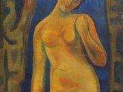 "Юрий Анненков (Yuri Annenkov) ""Nude Lady"""