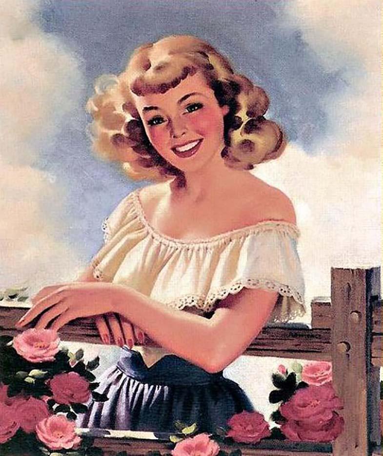 "Арнольд Армитейдж (Arnold Armitage) ""Country Girl"""