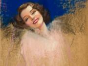 "Рольф Армстронг (Rolf Armstrong) ""Portrait of Norma Shearer"""