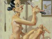 """Ван Арно (Van Arno) """"Clean shaven gams"""""""