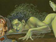 "Ван Арно (Van Arno) ""The caress of Chlorine gas"""