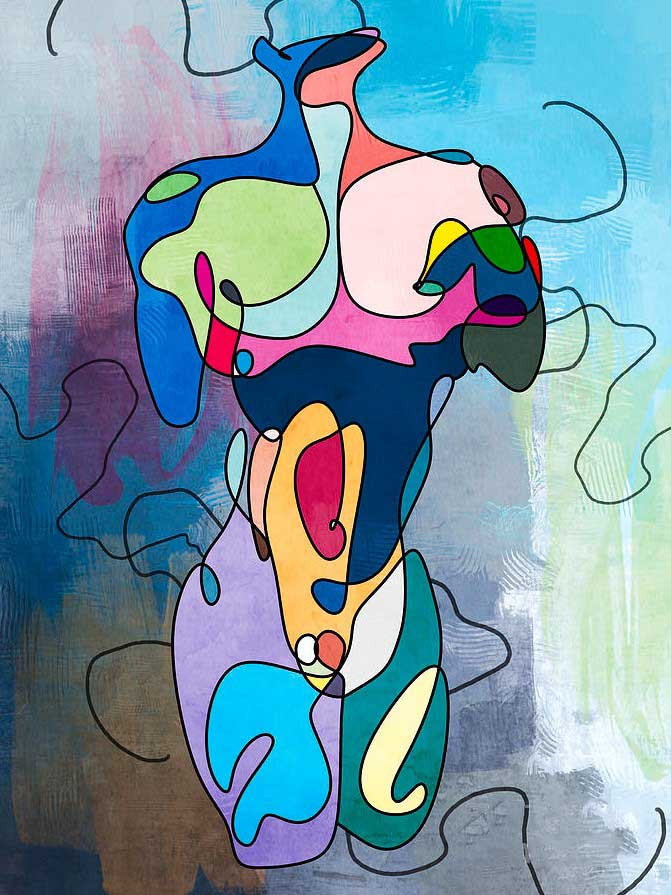 "Марк Ашкенази (Mark Ashkenazi) ""To Much Colors """