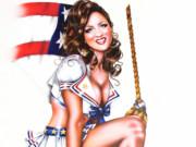 Элизабет Остин (Elizabeth Austin) (Liz A), Patriot Lady