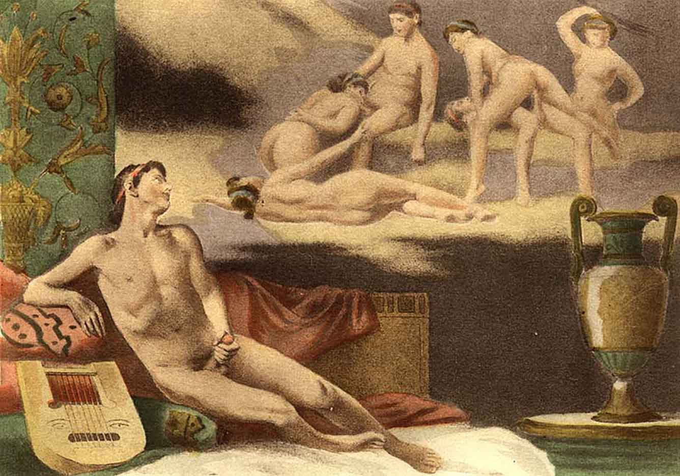 The Bizarre Sexual Story Of Onan In The Old Testament