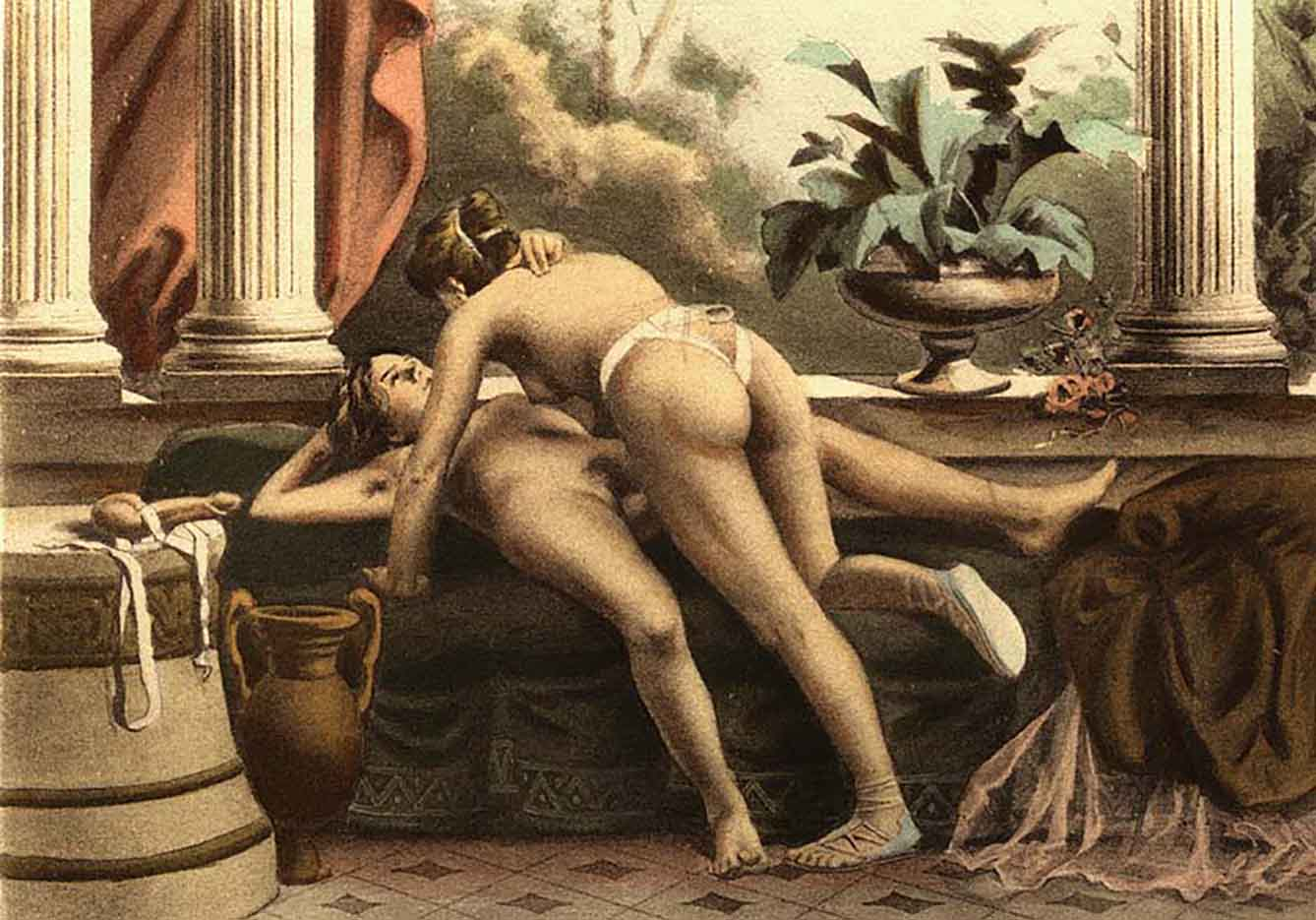 Sexual curiosities in ancient greece
