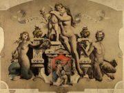 """Эдуар Анри Авриль (Edouard-Henri Avril) """"De Figuris Veneris - 20"""""""