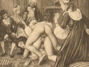 "Эдуар Анри Авриль (Edouard-Henri Avril) ""Fanny Hill Illustration I"""