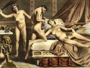 """Эдуар Анри Авриль (Edouard-Henri Avril) """"De Figuris Veneris - 5"""""""
