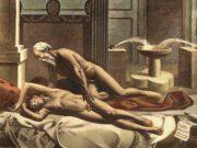 """Эдуар Анри Авриль (Edouard-Henri Avril) """"De Figuris Veneris - 8"""""""