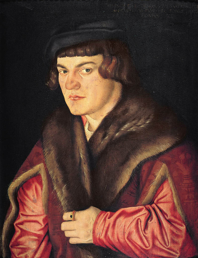 "Ханс Бальдунг (Hans Baldung) ""Автопортрет 
