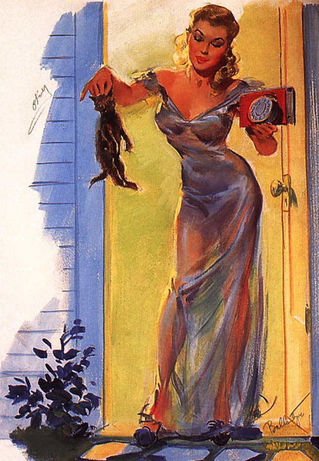 Джойс Баллантайн (Joyce Ballantyne), Untitled - 14