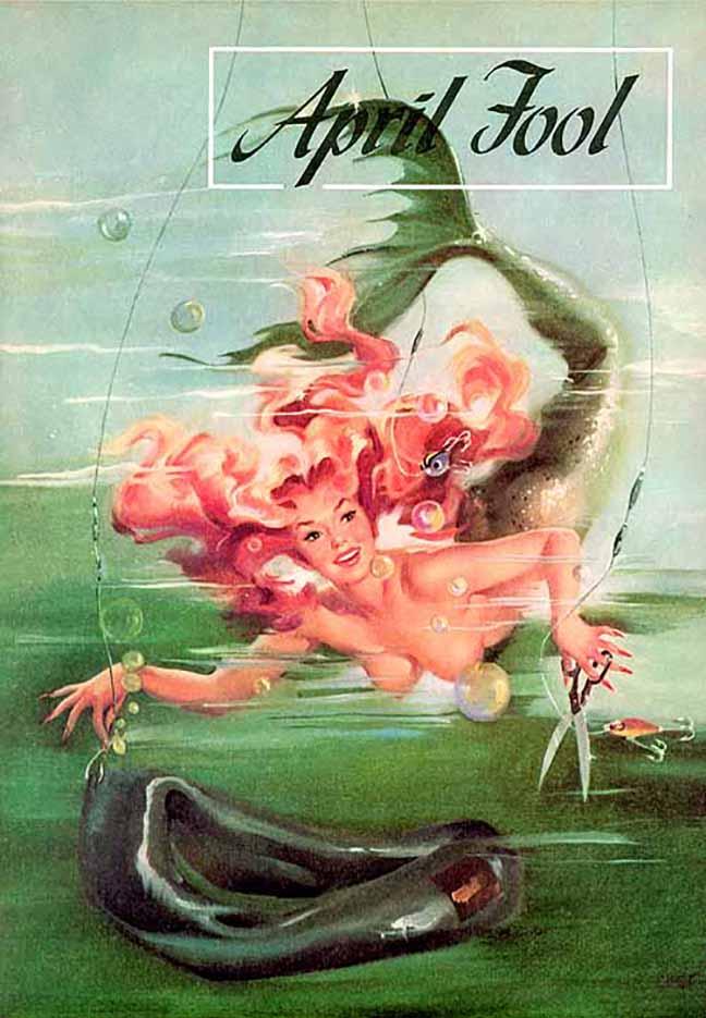 Джойс Баллантайн (Joyce Ballantyne), Calendar cover