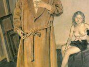 """Бальтюс (Бальтазар Клоссовски де Рола), Balthus (Balthasar Kłossowski de Rola) """"Andre Derain"""""""