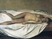 """Бальтюс (Бальтазар Клоссовски де Рола), Balthus (Balthasar Kłossowski de Rola) """"The Victim"""""""