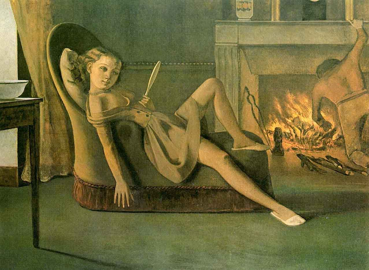 "Бальтюс (Бальтазар Клоссовски де Рола), Balthus (Balthasar Kłossowski de Rola) ""The Golden Years"""