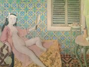 "Бальтюс (Бальтазар Клоссовски де Рола), Balthus (Balthasar Kłossowski de Rola) ""The Turkish Room"""