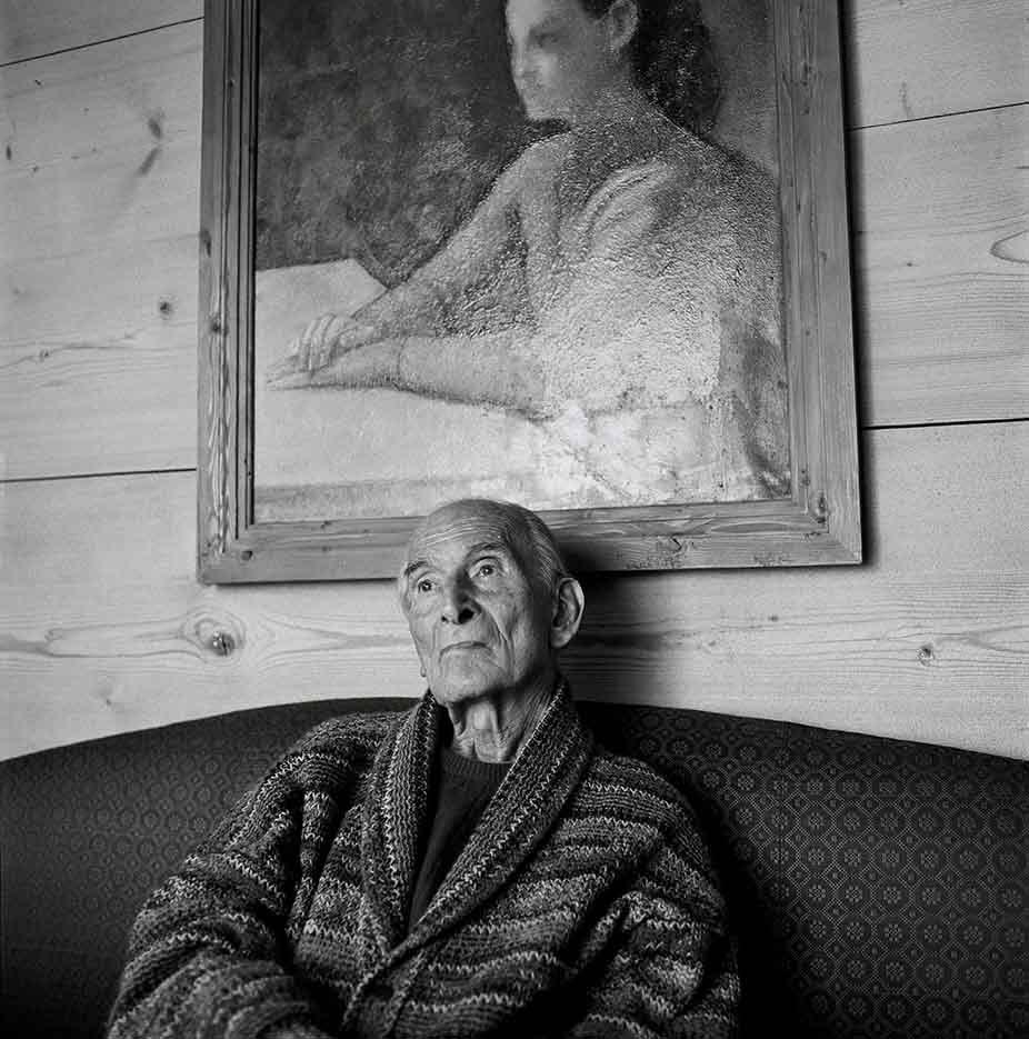 """Бальтюс (Бальтазар Клоссовски де Рола), Balthus (Balthasar Kłossowski de Rola) """"Photo - 2"""""""