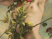 "Джули Белл (Julie Bell), ""Venus Clothed in Floers"""