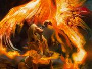 """Джули Белл (Julie Bell), """"Phoenix Flame"""""""