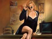 """Джули Белл (Julie Bell), """"The Operator"""""""