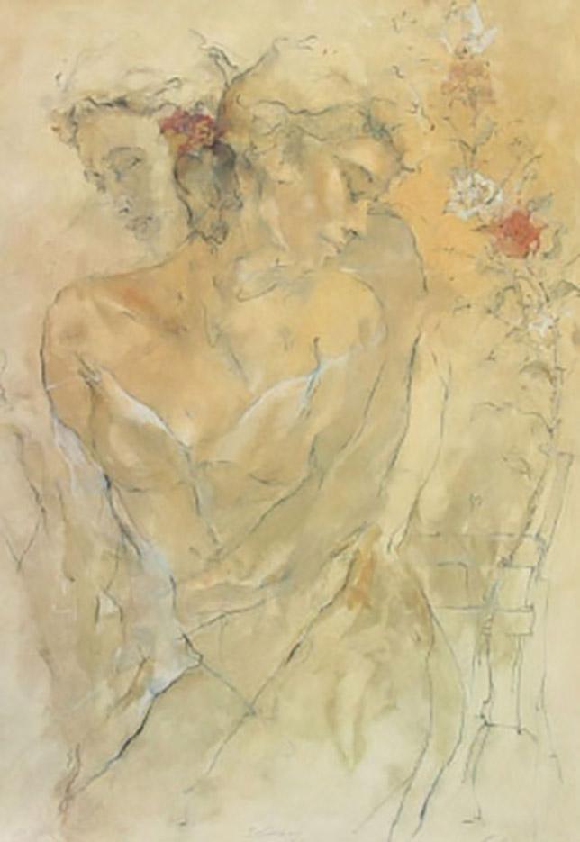 """Гари Бенфилд (Gary Benfield) """"Intimacy"""""""