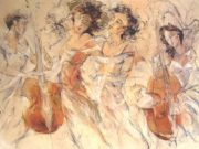 """Гари Бенфилд (Gary Benfield) """"Symphony"""""""