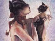"Оливия де Берардинис (Olivia de Berardinis), ""Animals - 6"""