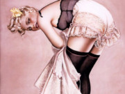 "Оливия де Берардинис (Olivia de Berardinis), ""Diana Slip"""