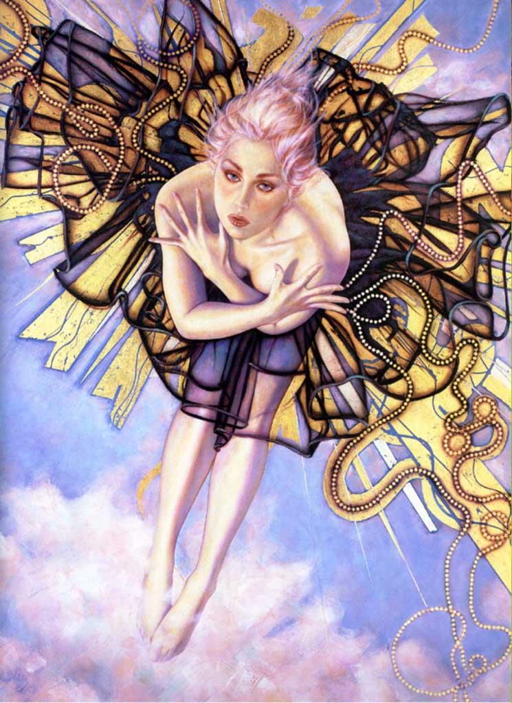 """Оливия де Берардинис (Olivia de Berardinis), """"Cloud Nine"""""""