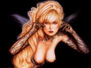 "Оливия де Берардинис (Olivia de Berardinis), ""Dark Angel"""