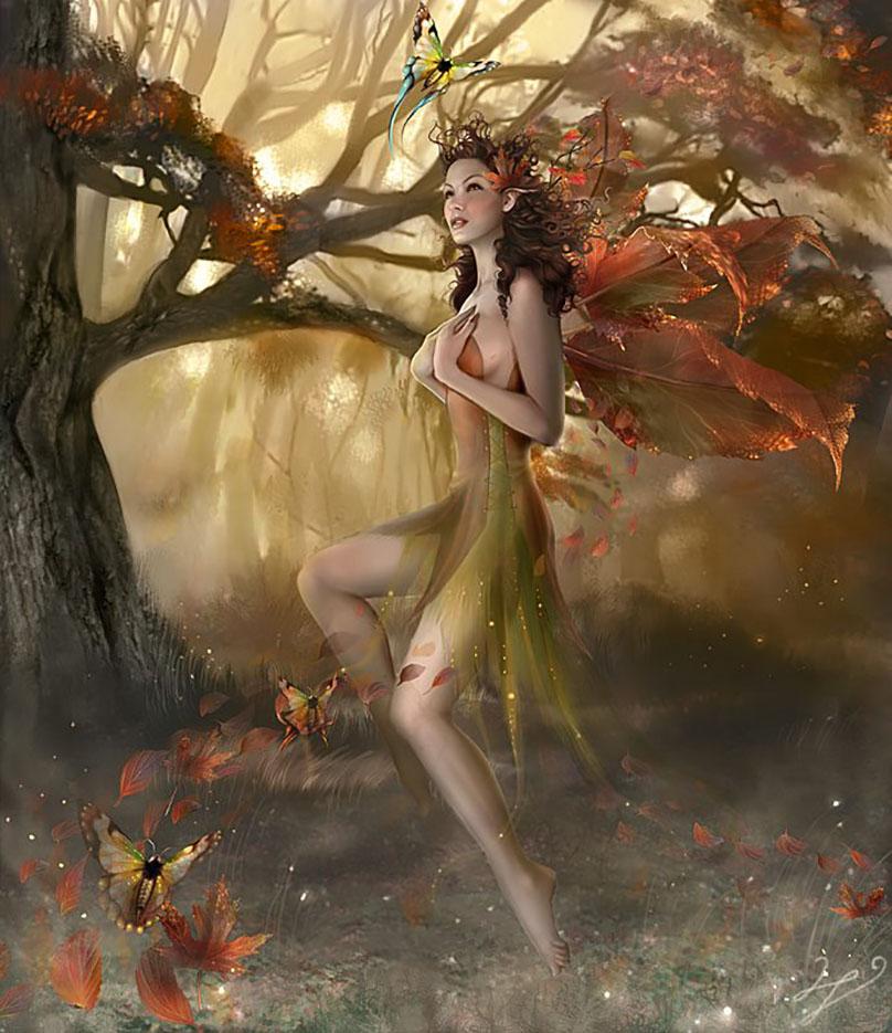 Линда Бергквист (Linda Bergkvist, Enayla), Autumn Whisperlings