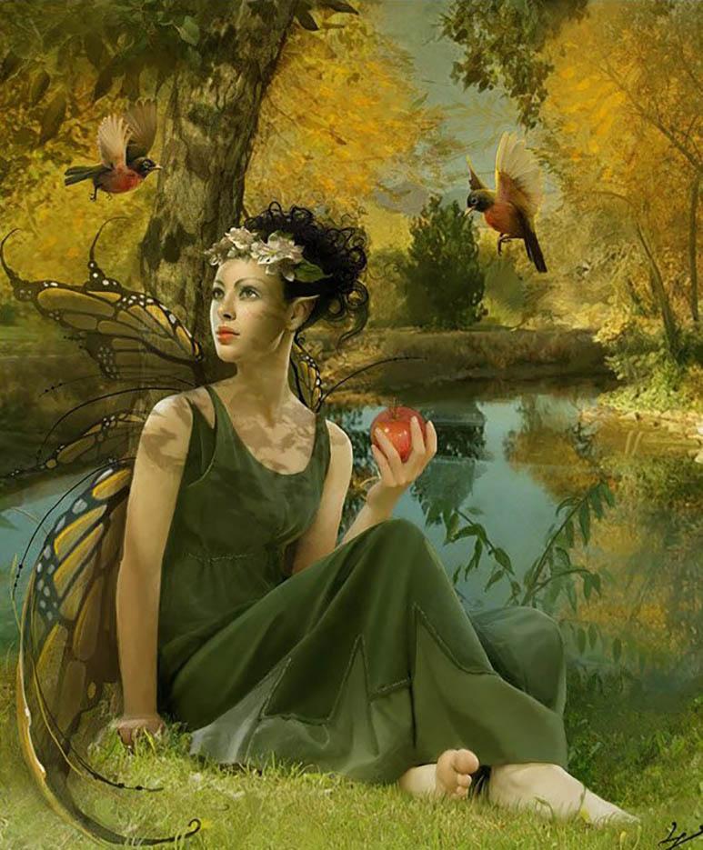 Линда Бергквист (Linda Bergkvist, Enayla), Songs Under The Apple Tree
