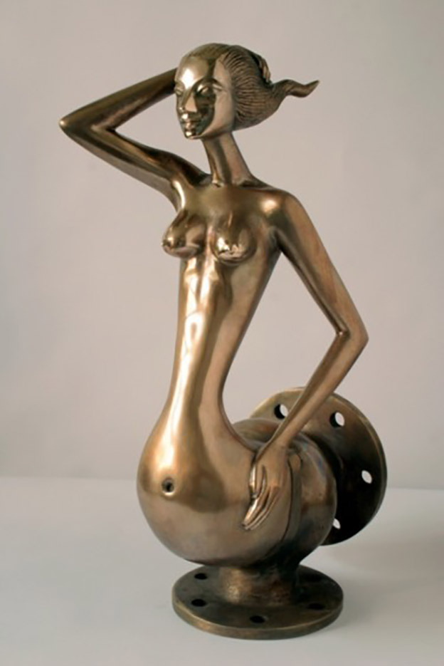 "Зигмундс Биелис (Zigmunds Bielis) ""Mermaid"""