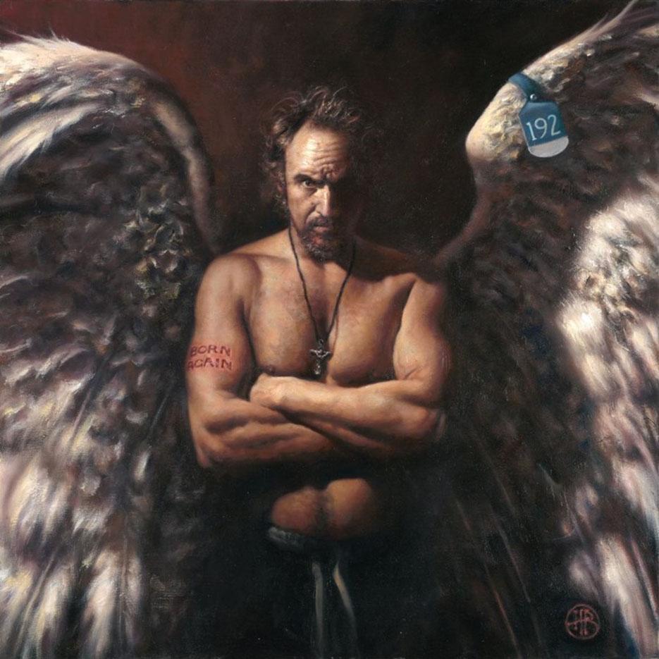 "Хэмиш Блэкли (Hamish Blakely) ""Self-portrait. Early Release"""
