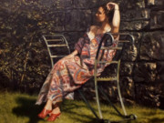 "Хэмиш Блэкли (Hamish Blakely) ""The Garden Seat"""
