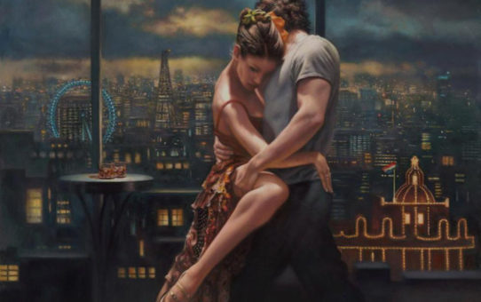 "Хэмиш Блэкли (Hamish Blakely) ""The World Stands Still"""