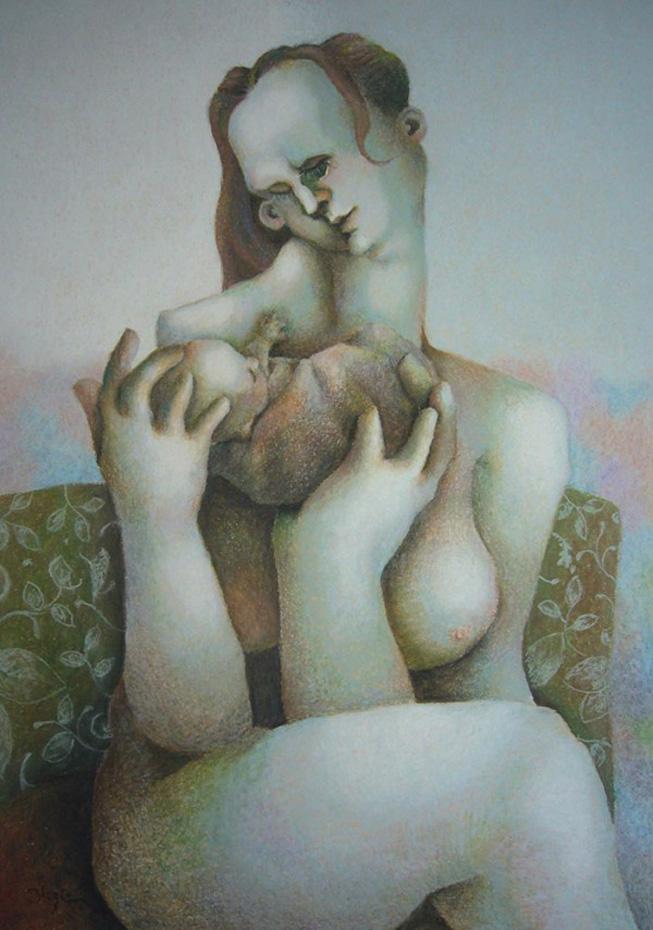 Карлос Бланко Артеро (Carlos Blanco Artero), Maternity